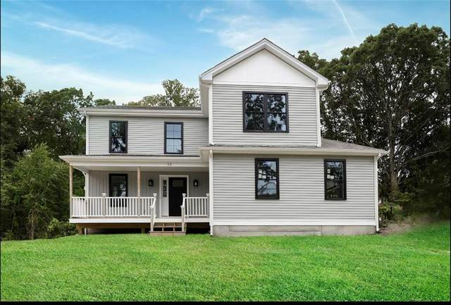 330 Plain Meeting House Road, West Greenwich, RI 02817 (MLS #1282279) :: revolv