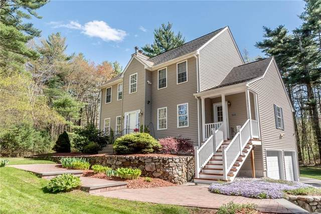 333 Douglas Hook Road, Glocester, RI 02814 (MLS #1282292) :: Spectrum Real Estate Consultants