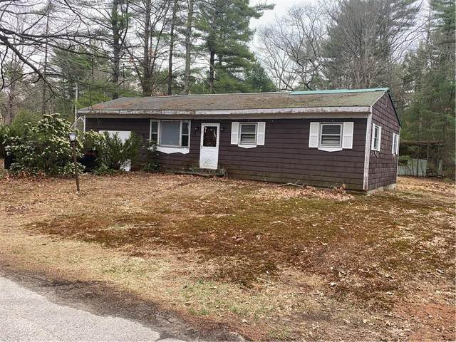 207 Shady Valley Road, Coventry, RI 02816 (MLS #1282329) :: Dave T Team @ RE/MAX Central