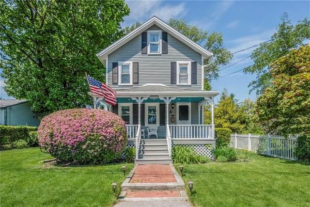 40 Howland Avenue, Jamestown, RI 02835 (MLS #1282340) :: Welchman Real Estate Group