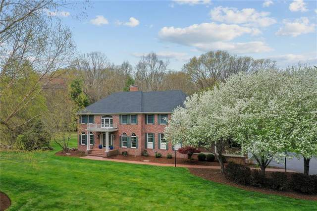 80 Pheasant Drive, East Greenwich, RI 02818 (MLS #1282348) :: Welchman Real Estate Group