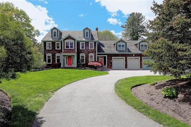 82 Ferry Lane, Barrington, RI 02806 (MLS #1282351) :: Spectrum Real Estate Consultants