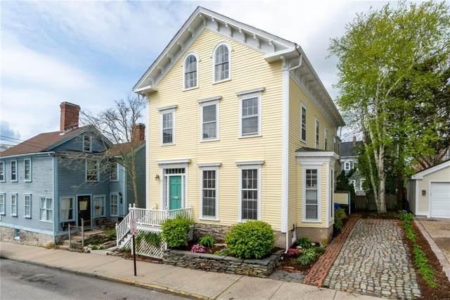 16 Sherman Street, Newport, RI 02840 (MLS #1282353) :: Welchman Real Estate Group