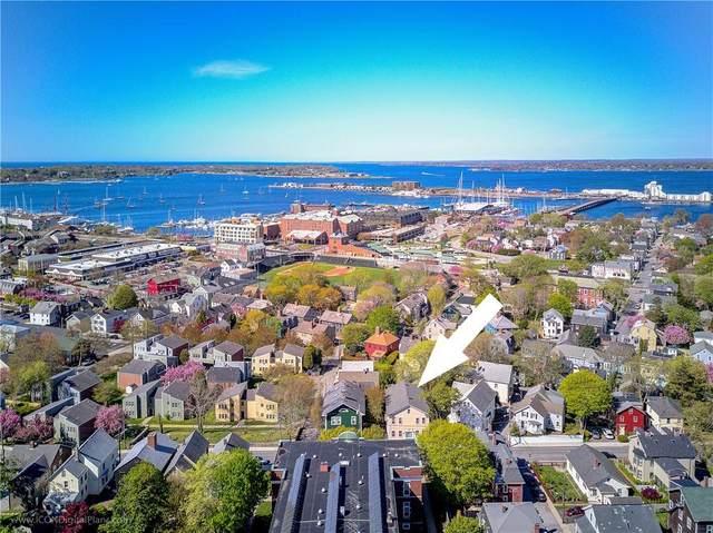 34 Farewell Street #2, Newport, RI 02840 (MLS #1282356) :: Edge Realty RI