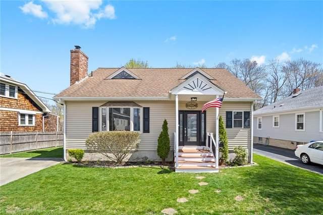 28 Harvey Avenue, East Providence, RI 02915 (MLS #1282377) :: Spectrum Real Estate Consultants