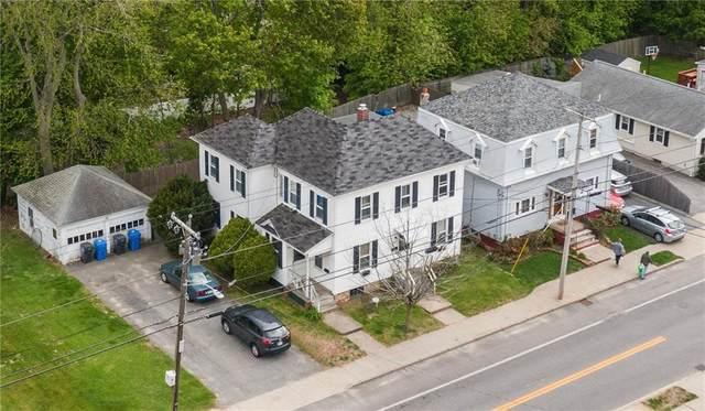1952 Cranston Street, Cranston, RI 02920 (MLS #1282380) :: Spectrum Real Estate Consultants