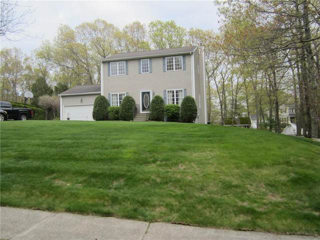 70 Fieldstone Drive, Coventry, RI 02816 (MLS #1282425) :: Dave T Team @ RE/MAX Central