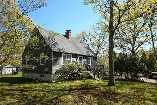 178 Buckeye Brook Road, Charlestown, RI 02813 (MLS #1282493) :: Dave T Team @ RE/MAX Central