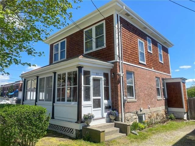 211 Third Street, Newport, RI 02840 (MLS #1282514) :: Chart House Realtors