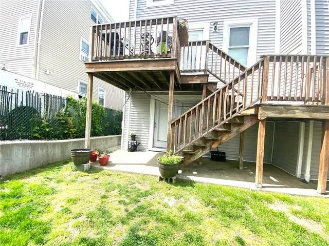 84 Tell Street 1 A, Providence, RI 02909 (MLS #1282524) :: Barrows Team Realty