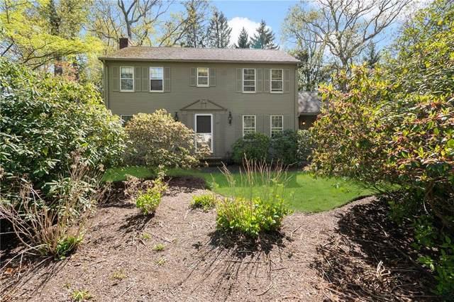 121 Hedgerow Drive, Warwick, RI 02886 (MLS #1282545) :: Welchman Real Estate Group