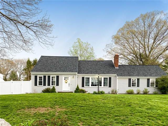 66 Newell Drive, Cumberland, RI 02864 (MLS #1282595) :: Spectrum Real Estate Consultants