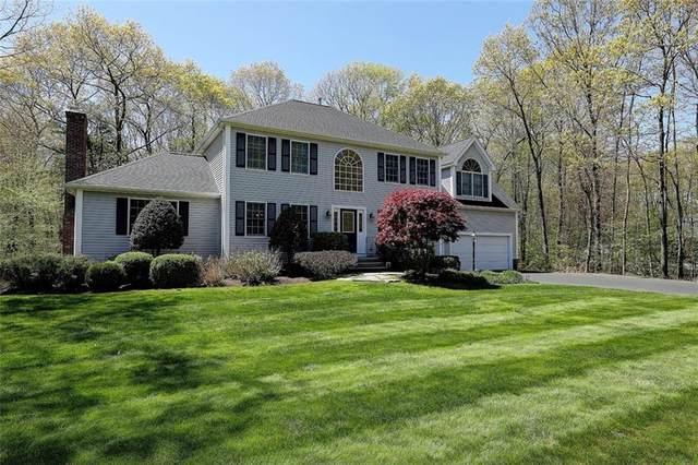 3 Lantern Brook Drive, Lincoln, RI 02865 (MLS #1282613) :: Spectrum Real Estate Consultants