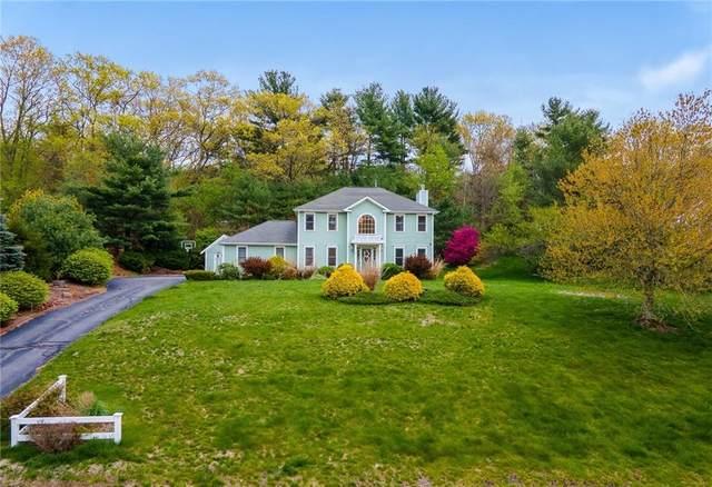 6 Jennifer Lane, North Smithfield, RI 02896 (MLS #1282626) :: Spectrum Real Estate Consultants