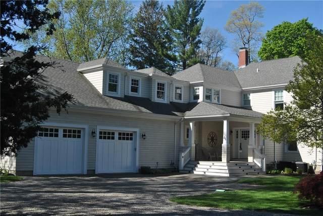 41 Ridge Road, Bristol, RI 02809 (MLS #1282642) :: Spectrum Real Estate Consultants