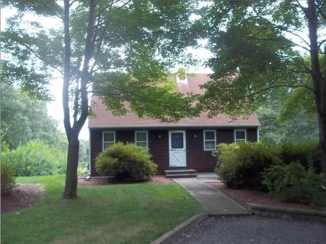 391 Cooper Hill Road, Burrillville, RI 02839 (MLS #1282739) :: Spectrum Real Estate Consultants
