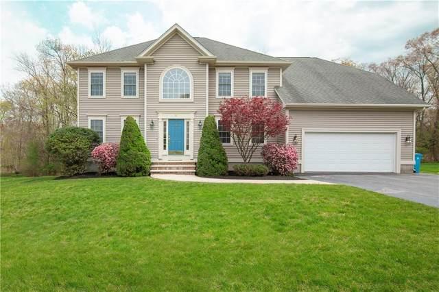 37 Millers Brook Drive, Cumberland, RI 02864 (MLS #1282744) :: Spectrum Real Estate Consultants