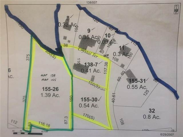 0 Wallum Lake Road, Burrillville, RI 02830 (MLS #1282780) :: Spectrum Real Estate Consultants