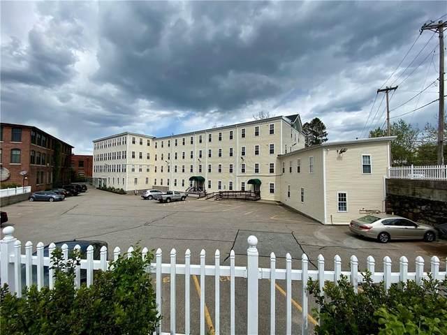 148 Bernon Street #18, Woonsocket, RI 02895 (MLS #1282796) :: Spectrum Real Estate Consultants