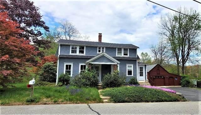 67 Dexter Road, Scituate, RI 02857 (MLS #1282853) :: Spectrum Real Estate Consultants