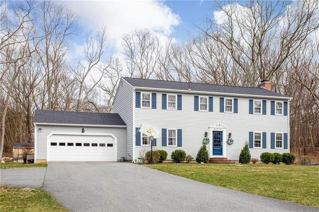 75 Sunset Drive, East Greenwich, RI 02818 (MLS #1282975) :: Chart House Realtors