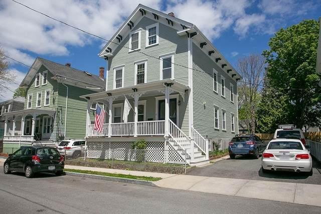 11 Clinton Avenue, Newport, RI 02840 (MLS #1283119) :: Chart House Realtors