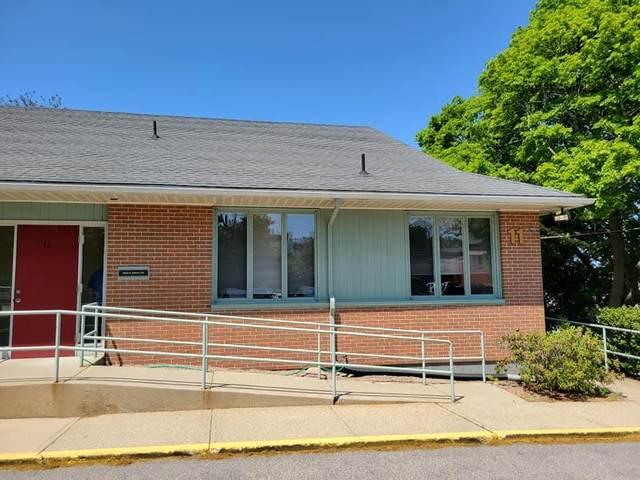 11 Wells Street #7, Westerly, RI 02891 (MLS #1283193) :: Spectrum Real Estate Consultants
