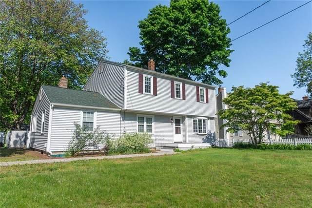 201 Lakedell Drive, Warwick, RI 02818 (MLS #1283199) :: Nicholas Taylor Real Estate Group