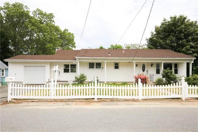 21 Capitol Street, Johnston, RI 02919 (MLS #1283241) :: Spectrum Real Estate Consultants