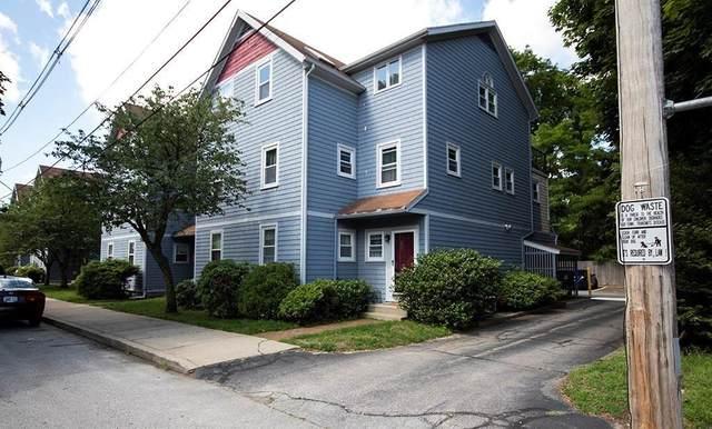 79 Duke Street #5, East Greenwich, RI 02818 (MLS #1283410) :: Chart House Realtors