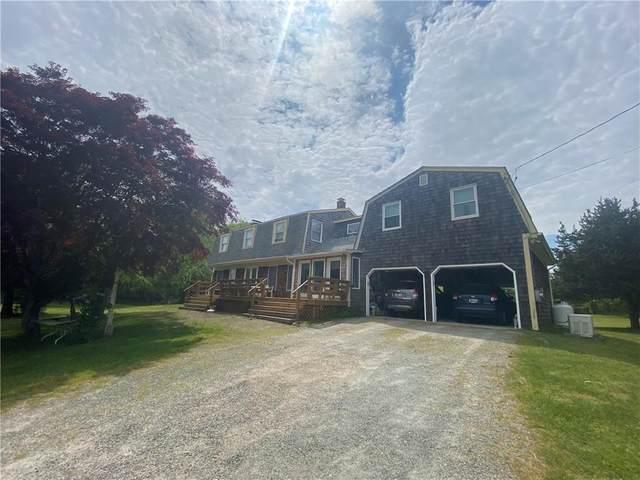 725 North Main Road, Jamestown, RI 02835 (MLS #1283474) :: Welchman Real Estate Group