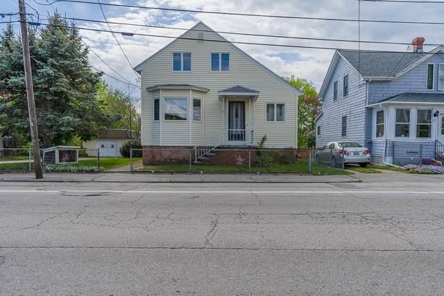 81 Arlington Avenue, Warren, RI 02885 (MLS #1283686) :: The Seyboth Team