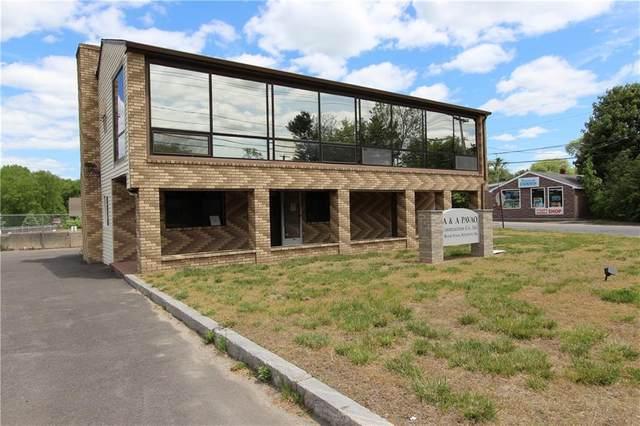 2 Brook Street, Rehoboth, MA 02769 (MLS #1283693) :: Century21 Platinum
