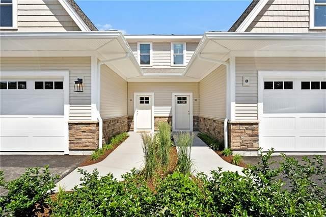 18 Tide Mill Drive, North Kingstown, RI 02852 (MLS #1283725) :: Spectrum Real Estate Consultants