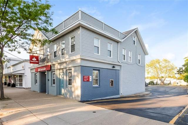 27 Brown Street, North Kingstown, RI 02852 (MLS #1283742) :: Spectrum Real Estate Consultants