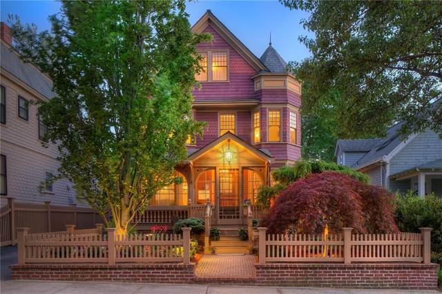 29 Everett Street, Newport, RI 02840 (MLS #1283768) :: Chart House Realtors
