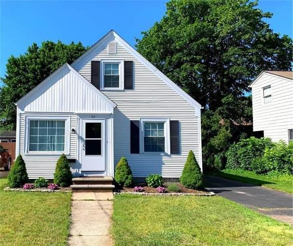 66 Garland Avenue, Cranston, RI 02910 (MLS #1283797) :: Spectrum Real Estate Consultants