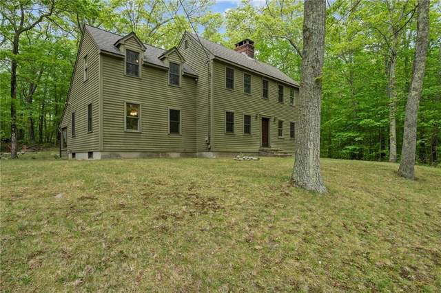789 Central Pike, Scituate, RI 02857 (MLS #1283873) :: Spectrum Real Estate Consultants