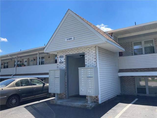 20 Hurdis Street #5, North Providence, RI 02904 (MLS #1283938) :: Spectrum Real Estate Consultants