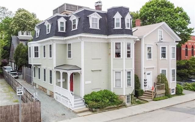 109 Church Street #1, Newport, RI 02840 (MLS #1283987) :: Chart House Realtors