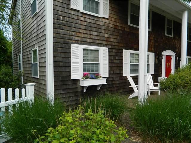 40 Prospect Avenue C1, Narragansett, RI 02882 (MLS #1284009) :: Spectrum Real Estate Consultants