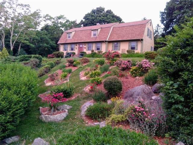 22 Juniper Drive, North Kingstown, RI 02852 (MLS #1284084) :: Spectrum Real Estate Consultants