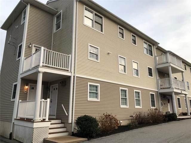 231 Maple Avenue #203, Newport, RI 02840 (MLS #1284150) :: Century21 Platinum