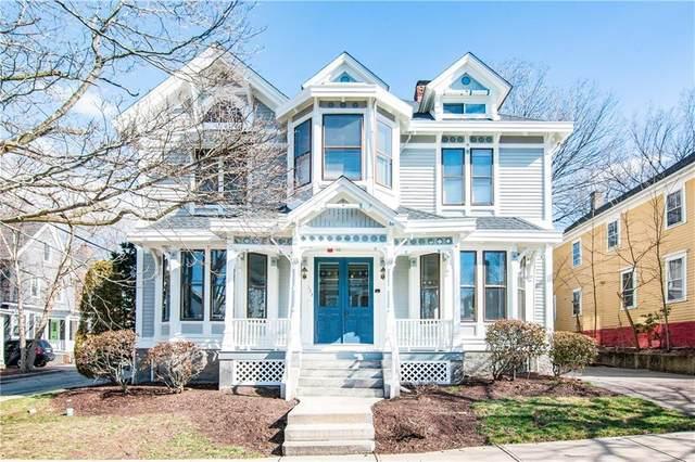 173 Congdon Street #3, East Side of Providence, RI 02906 (MLS #1284153) :: Century21 Platinum