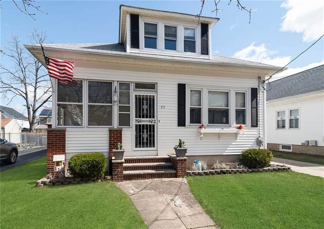 75 Burnside Street, Cranston, RI 02910 (MLS #1284210) :: Chart House Realtors