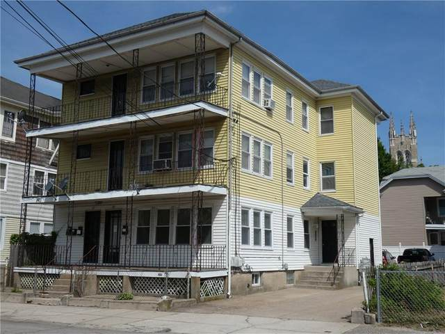 43 Crossman Street, Central Falls, RI 02863 (MLS #1284226) :: The Martone Group