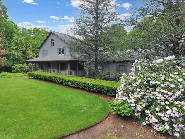 145 Beechwood Drive, Cranston, RI 02921 (MLS #1284275) :: Chart House Realtors
