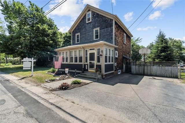 27 Sprague Avenue, East Providence, RI 02915 (MLS #1284329) :: Chart House Realtors