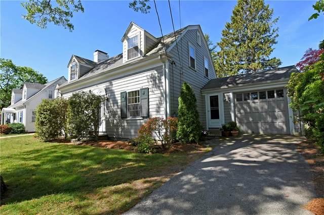 27 Gertrude Avenue, East Providence, RI 02916 (MLS #1284502) :: Spectrum Real Estate Consultants
