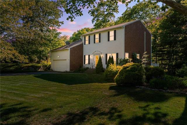 157 Orchard Woods Drive, North Kingstown, RI 02874 (MLS #1284508) :: Anytime Realty